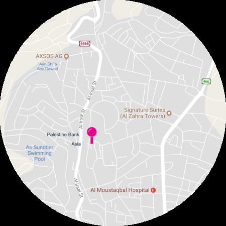 map-cirlce